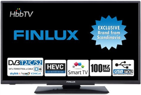 Finlux TV40FFC4660 - FULL HD T2 SAT