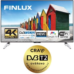 Finlux TV43FUB8060 - UHD SAT/ T2 SMART WIFI